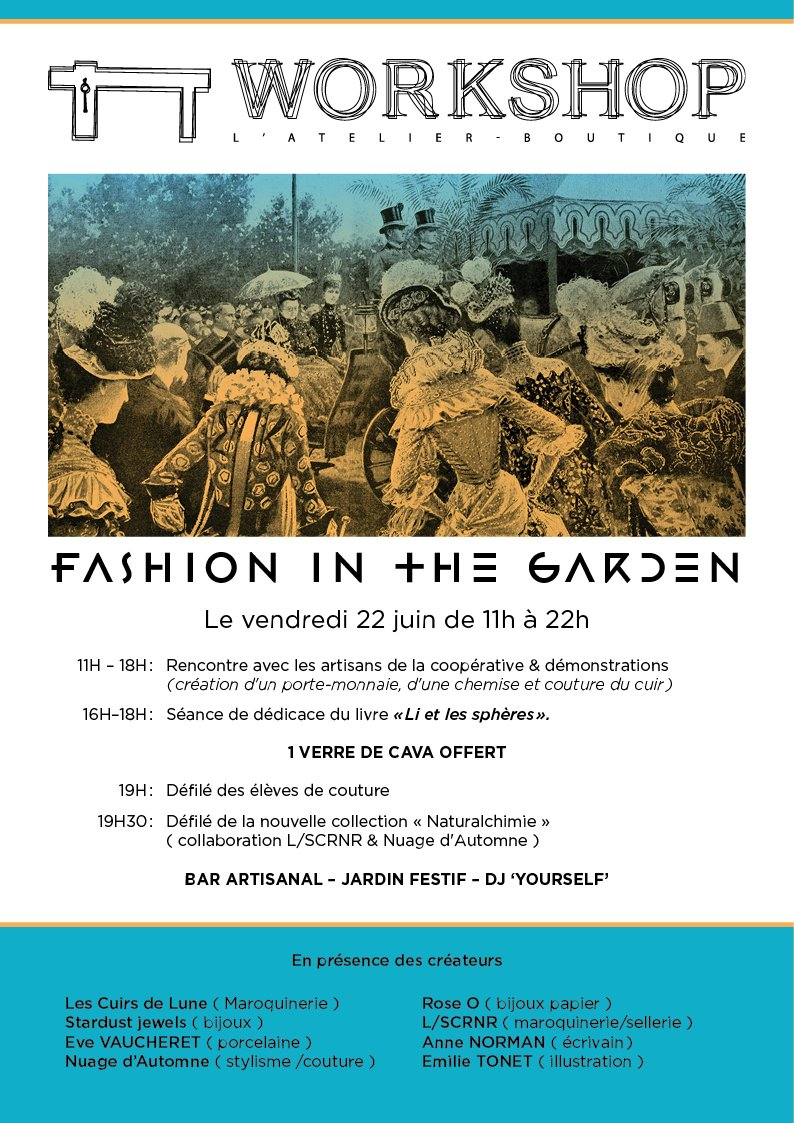 Fashion in the Garden